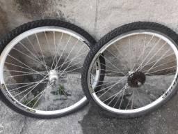 Rodas de bike