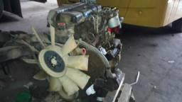 Motor P4001T retro JCB e outros
