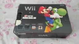 Nintendo Wii Black único dono, super novo!!