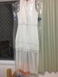 Vestida para casamento civil
