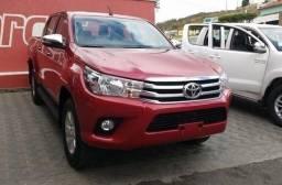 Toyota Hilux Cabine Dupla Srv Cd 4x4 (Aut) - 2017