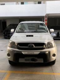 Hilux 2011/2011, SRV, Turbo Diesel 4 x 4 - 2011