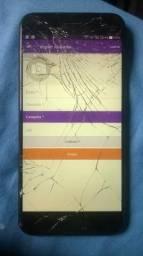 PRA VENDER AGORA. R$500,00-Zenfone 4. 64GIGA e 4 de RAM. processador snap 660