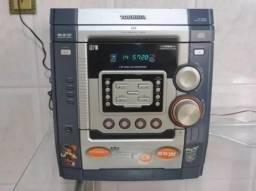 Mini System Toshiba 25 w RMS