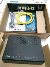 Modem Roteador WI-FI D-Link