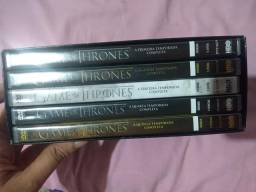 Box DVDS Game of Thrones