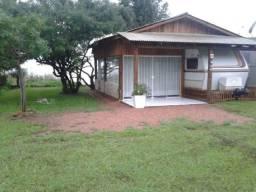 Trailer/cabana camping lagoa e mar tramadai RS