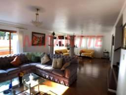 Apartamento à venda com 5 dormitórios em Barro branco, São paulo cod:316811