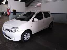 Toyota Etios 1.3 x 16v - 2016