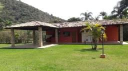 Chácara com Área de 24.000m² com Ótima Casa Mobiliada