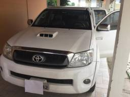 Hilux CD SRV 3.0 D-4D 4x4 Turbo Intercooler - 2011