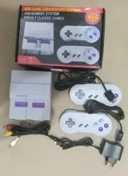 Vídeo Game Retrô - 660 Jogos