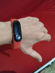 Relógio xioami usada