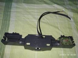 Botão Power + Sensor Controle + Modulo Wifi Wireless Lg 39lb5800