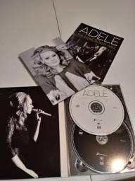 CD + DVD + Encarte Adelle + CD Van Haley Best of Vol 1