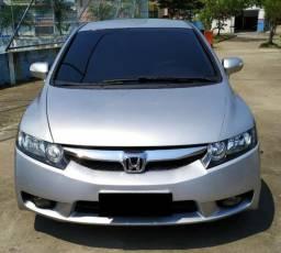 Honda Civic Prata 2011 - 2011