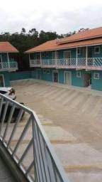 Ubatuba apartamento 1 dorm com piscina maranduba