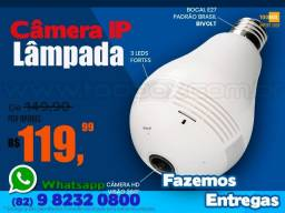 Câmera Lâmpada IP