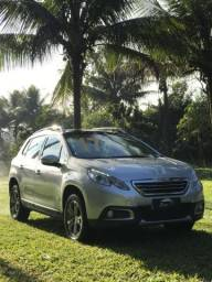 Peugeot 2008 Griffe 1.6 2017 Automático Único Dono - 2017