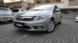 Honda Civic LXR 2014 Automatico * Extra Novo - 2014