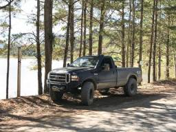 Ford F250 4x4 2009 - 2009