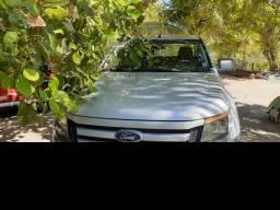 Ford ranger 2015 4x4 xl diesel completa ipva pago - 2015