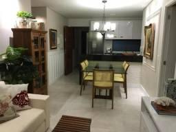 Wai Wai, Apartamento com 3 dormitórios à venda, 95 m² por R$ 850.000 - Cumbuco - Caucaia/C
