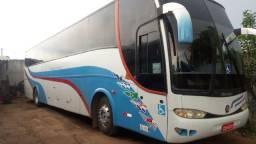 Ônibus D12 paradise volvo ano 2000
