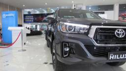 Toyota Hilux Cabine Dupla Hilux 2.8 TDI SRX CD 4x4 (Aut)