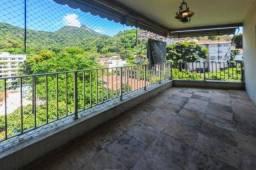 Apartamento com 3 dormitórios à venda, 140 m² por R$ 1.200.000,00 - Cosme Velho - Rio de J