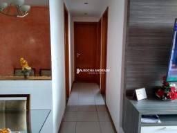 Apartamento com 3/4 para alugar, 70 m² por R$ 2.330/mês - Cabula - Salvador/BA