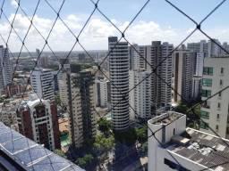 Apartamento 4qts em Boa Viagem na Rua Setúbal, andar alto próximo ao Hotel Atlante Plaza