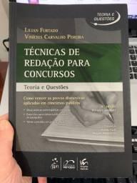 Técnicas de Redação para Concursos - Teoria e Questões