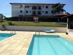 Apartamento à venda com 1 dormitórios em Poço fundo, São pedro da aldeia cod:2515