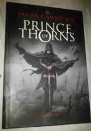 Livro Prince of Thorns - Promoção de Carnaval!