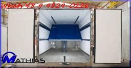 Divisor termico para bau frigorifico Mathias implementos