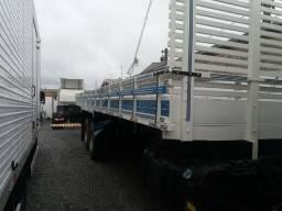 Carocerria de madeira pra caminhão