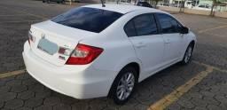 Civic 2.0 LXR Aut 2014 - Placa final 7 pago