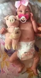 Bebê Reborn muito realista