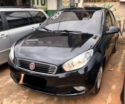 Fiat gran Siena 2018 attractive entrada de 6000 + 48 x 799,00
