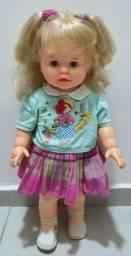 Boneca minha melhor amiga da Estela anos 90