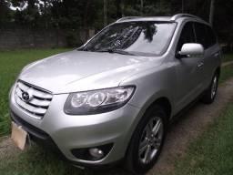 Hyundai Santa fé 2011 3.5 mpfi gls 7 lugares v6 24v 285cv 4X4, gasolina 4p aut