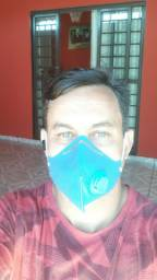 Máscara PFF2 com válvula