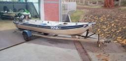 Conjunto barco completo unico dono