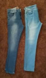 Calças Jeans Masculina Shinny - Tam 40