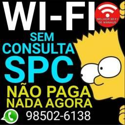 Internet fibra optica internet