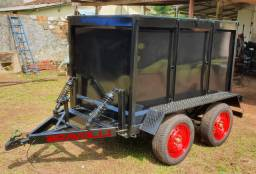 Reboque e carretinha BRAVOLLI truck
