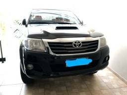 Toyota Hillux Cd SRV 4x4 2012