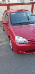 Vendo Toyota Etios 1.5 XS 2014 Super Conservado