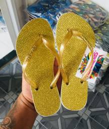 Chihelo Havaianas de Glitter